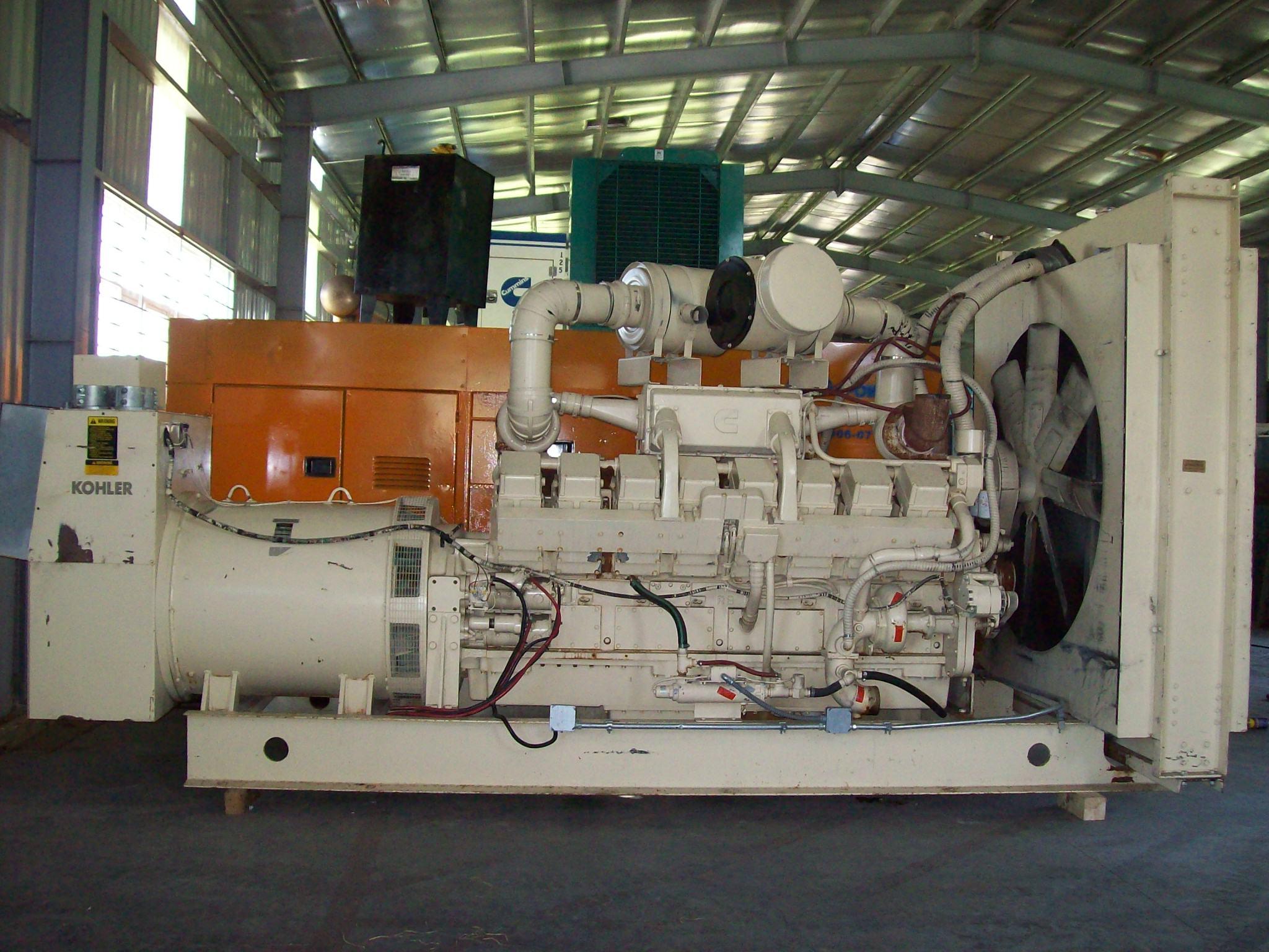 Dịch vụ bảo dưỡng máy phát điện