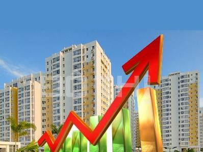 thị trường bất động sản phát triển mạnh