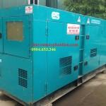 máy phát điện denyo es công suất 150 kva